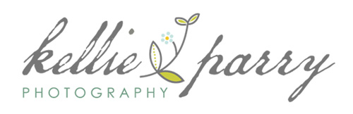 Salem, Dallas, Monmouth, OR Newborn Baby and Family Photographer | Kellie Parry Photography logo